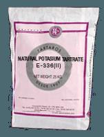 potassium-sack