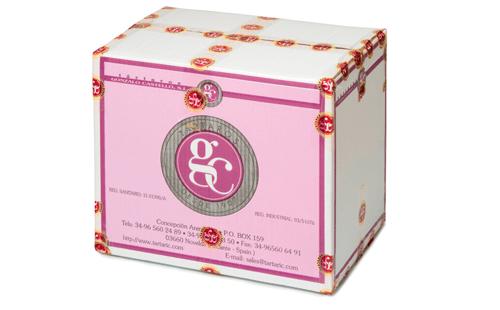 25 kg carton box